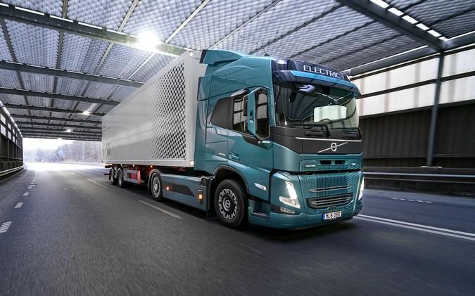 Volvo cria pacote de sons especiais para ampliar segurança de caminhões elétricos na Europa
