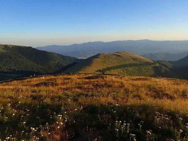 Gdzieś w bułgarskich górach