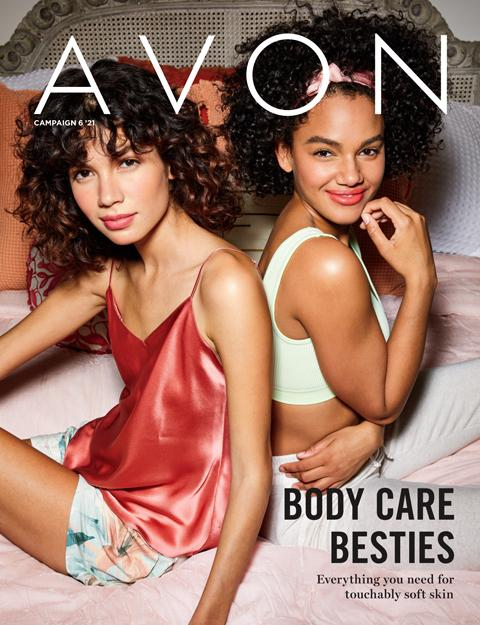 Avon Brochure Campaign 6 2021 - Body Care Besties!