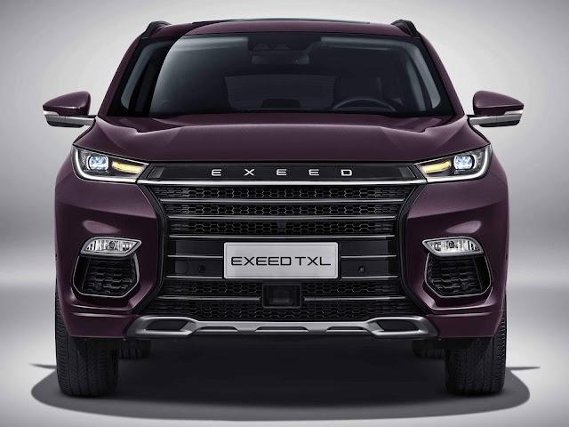Caoa Exeed TXL - SUV Premium