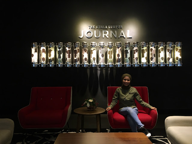 The KL Journal Hotel