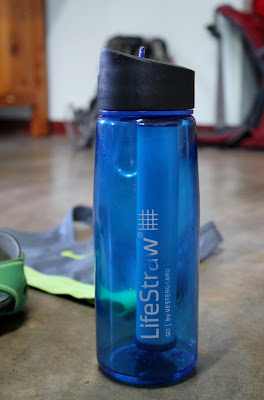 Lifestraw Go Water Bottle Review