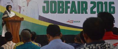 Job Fair Kota Banda Aceh di Gedung Amel Convention Hall