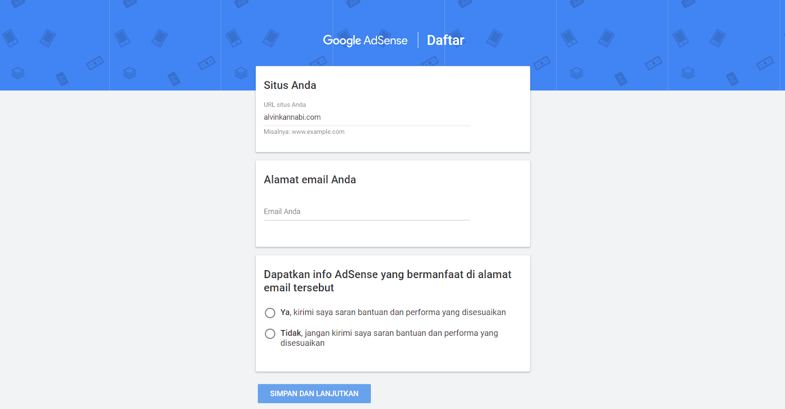 cara-lolos-google-adsense-update-2019