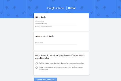 Cara lolos Google Adsense [UPDATE 2019]