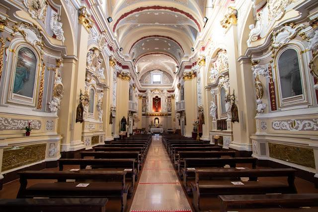 Chiesa di San Pietro in Sant'Antonio da Padova-Vasto