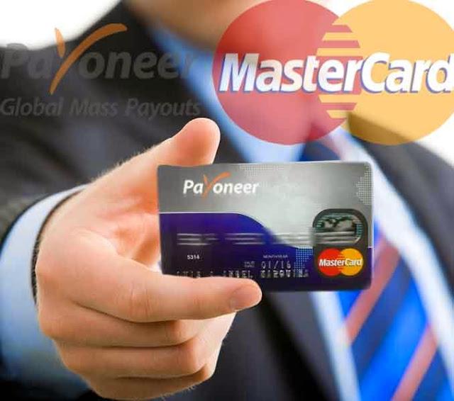 Kako podizati novac sa Payoneer kartice preko bankomata.
