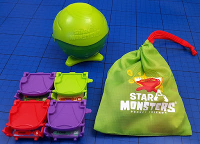 Star Monsters Capsule and Storage Bag review