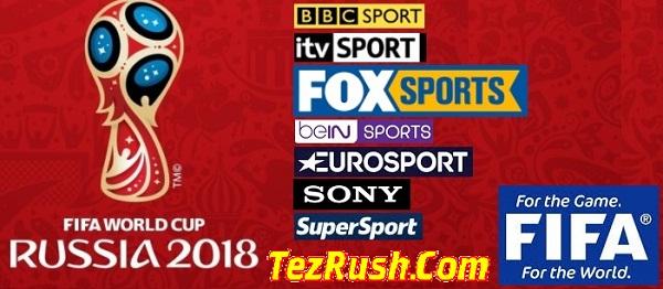 BBC Live FIFA FEED Latest Biss Key 2018 Logo TezRush