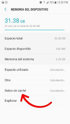 COMO LIBERAR ESPACIO EN MI TELÉFONO