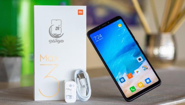 هاتفا Mi Max 3 و Mi 8 Lite يحصلان على تحديث الاندرويد 10