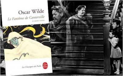 Fantôme de Canterville Oscar Wilde