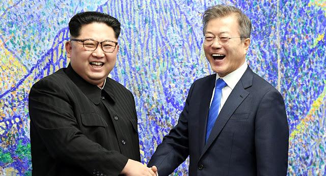 رسالة دعم من الزعيم الكوري الشمالي لجارته الجنوبية بعد تفشي كورونا فيها