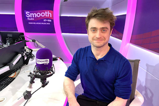 Daniel Radcliffe on Smooth Radio