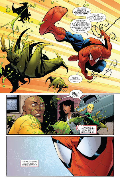 Comic Book Preview - Amazing Spider-man #1 & #2 (Again)