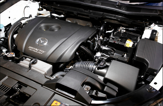 2018 Mazda CX-5 Engine