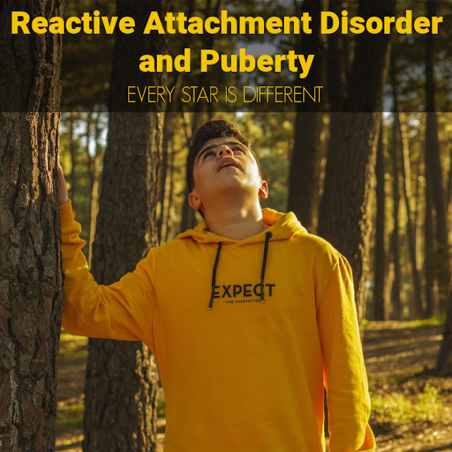 Reactive Attachment Disorder and Puberty
