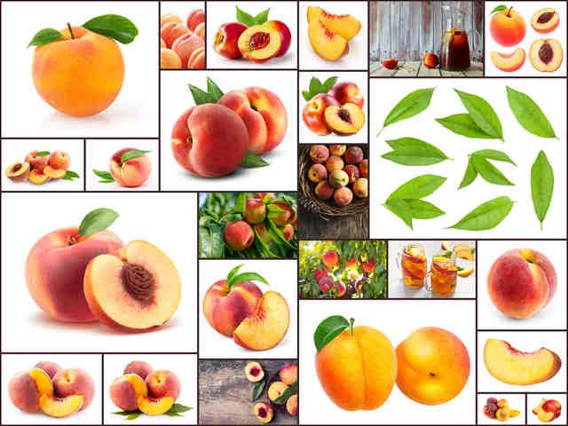 تحميل 25 صورة فائقة الجودة لفاكهة الخوخ