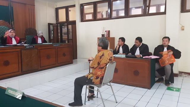 Penghina Wartawan Mulai Diadili Di PN Yogyakarta