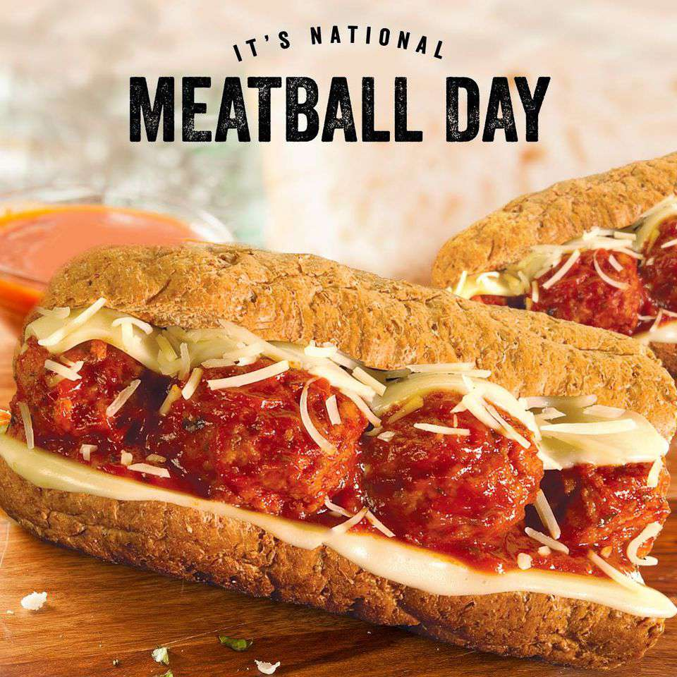 National Meatball Day Wishes Sweet Images