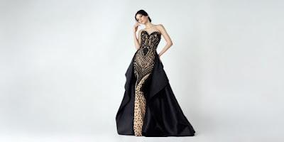 vestidos de coctel para señora