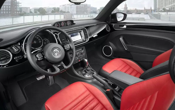 2018 Volkswagen Beetle Review