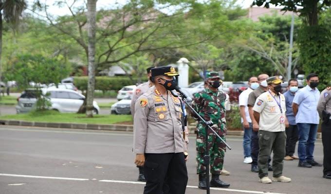 Pimpin Apel Pengamanan Paskah, Kapolresta Tangerang: Tetap Siaga dan Terapkan Buddy System