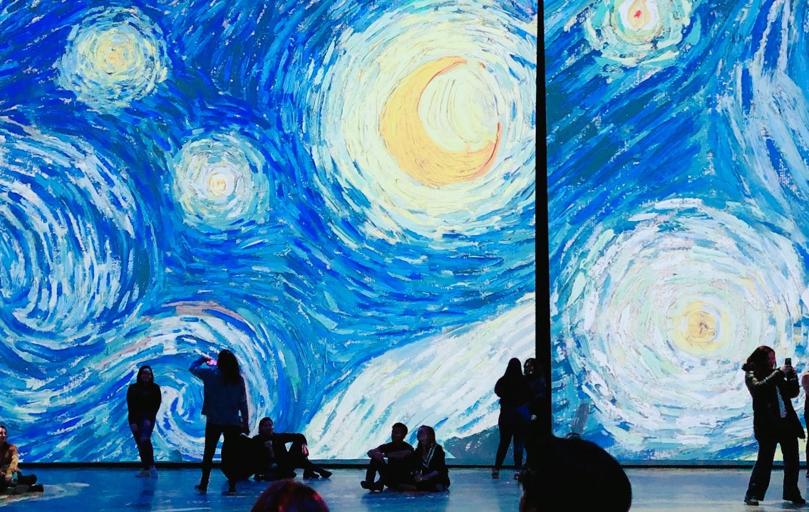 Van Gogh nos visita