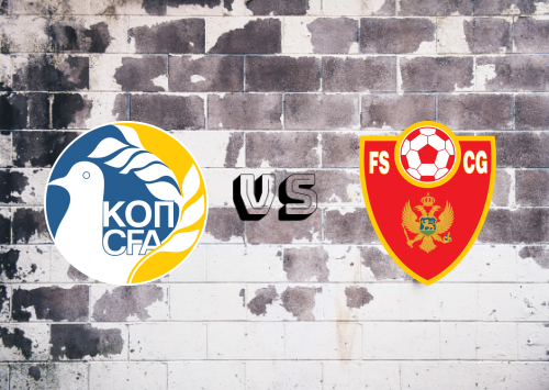 Chipre vs Montenegro  Resumen