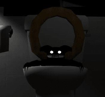 Jogo indie de terror em 3D, você é uma criança em uma casa com criaturas soltas.