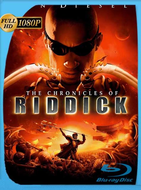 Las Crónicas De Riddick (2004) HD [1080p] Latino [GoogleDrive] SilvestreHD