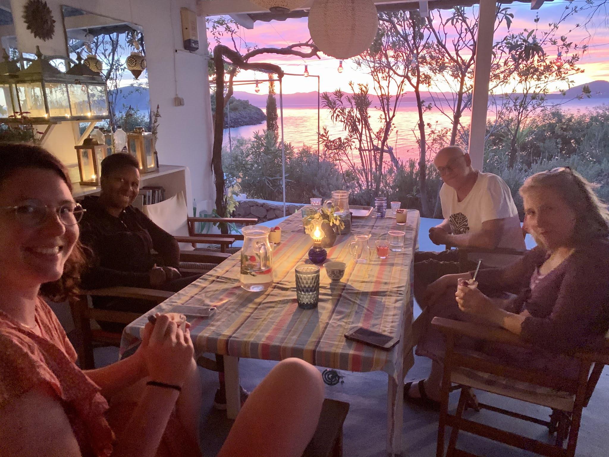 scambio di ospitalità, Grecia