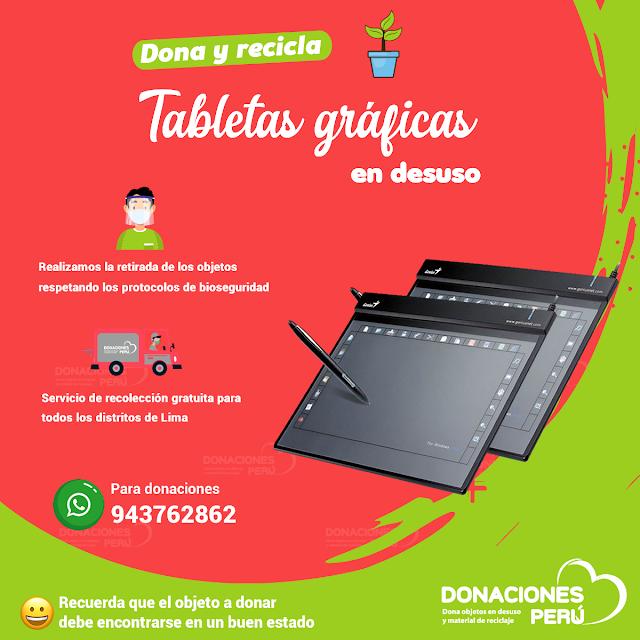 Donaciones Peru