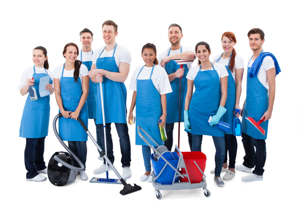 SE NECESITA :Operario/a de Limpieza para Agencia – Con o sin experiencia