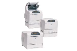 HP LaserJet 4350 Printer new Series