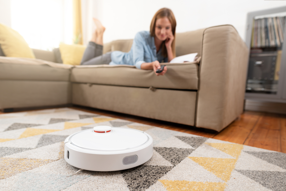 Benefits of Using Robot Vacuum