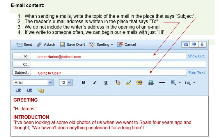 How to write business emails
