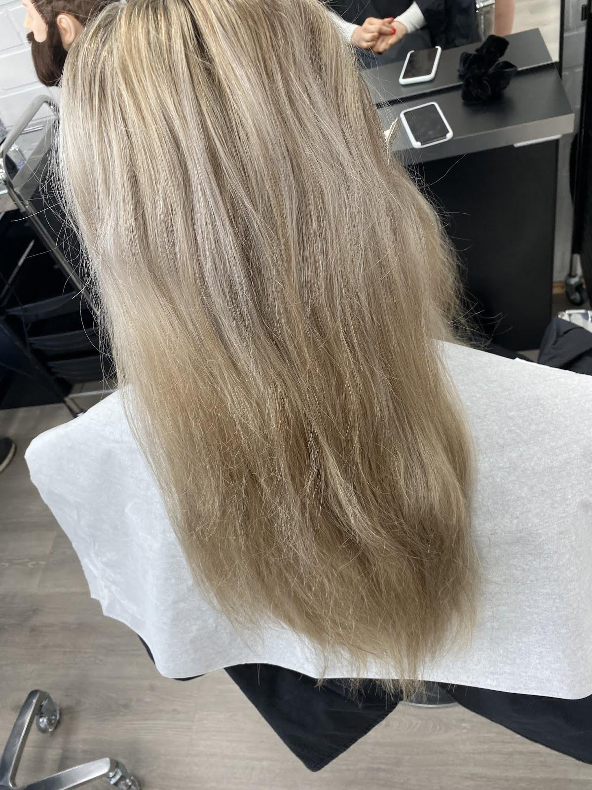 Omien Hiusten Leikkaus