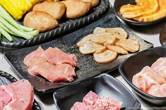 MG 3611 - 熱血採訪│台中人氣日式炭火燒肉吃到飽!限時加價不用百元就能享有和牛吃到飽,還有比臉大牛排任你吃