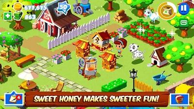 Download Green Farm 3 Mod Apk