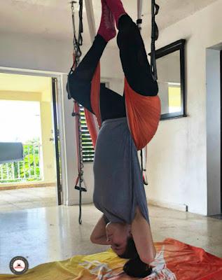 formation yoga aéreo