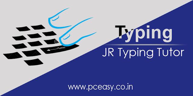 JR Typing Tutor