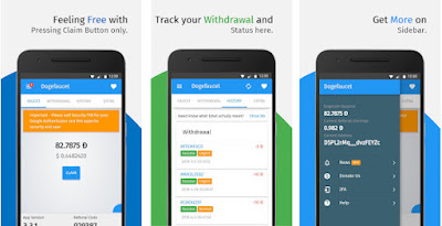 Aplikasi android penghasil bitcoin gratis