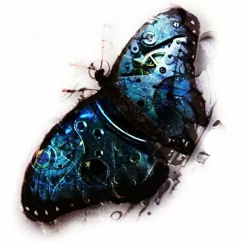farfalla robotica