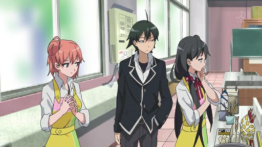 Review Anime Oregairu