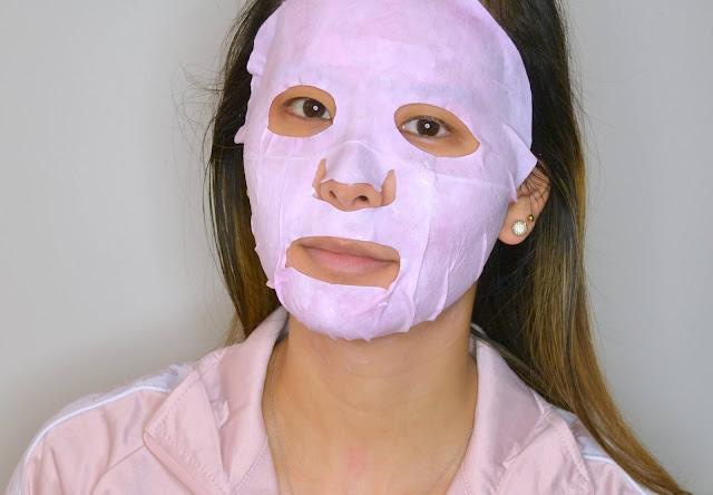 sephora collection primer sheet mask selfie