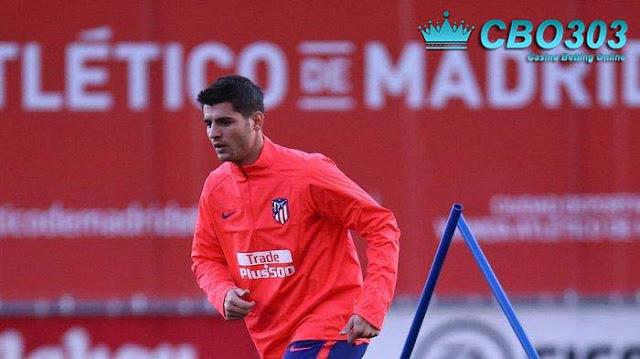 HOT TRANSFER: Morata Balik Kampung Ke Atletico Madrid