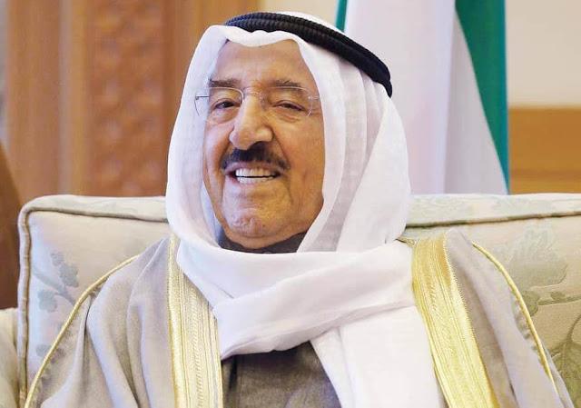 أمير الكويت يصل إلى الولايات المتحدة الأميركية بحالة صحية مستقرة