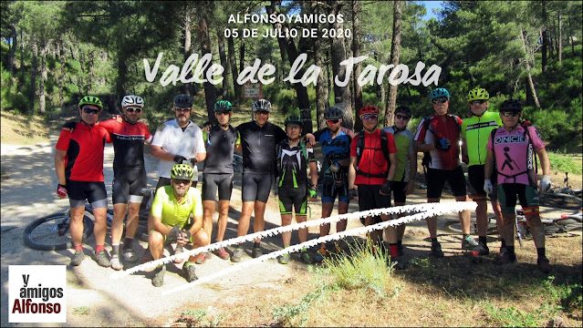 Valle Jarosa - AlfonsoyAmigos