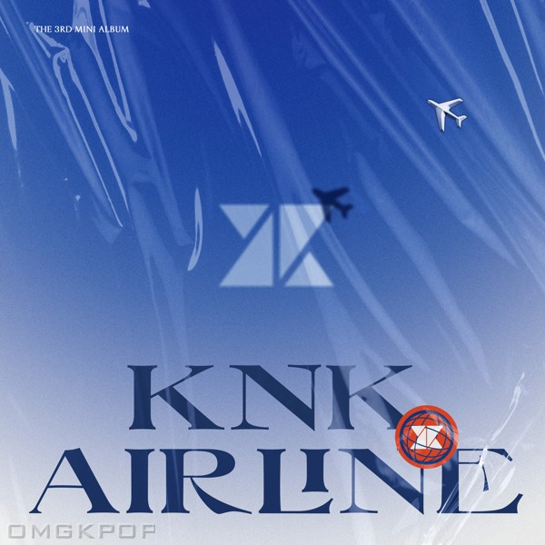 KNK – 3rd mini album [KNK AIRLINE]